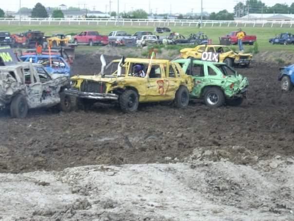 Nebraska Demolition Derby Points Series Wreckless Promotions